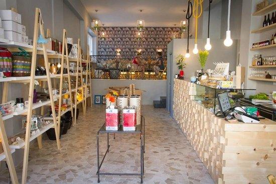 Bar e negozio design foto di 20mq design e derivati - Casalinghi design ...