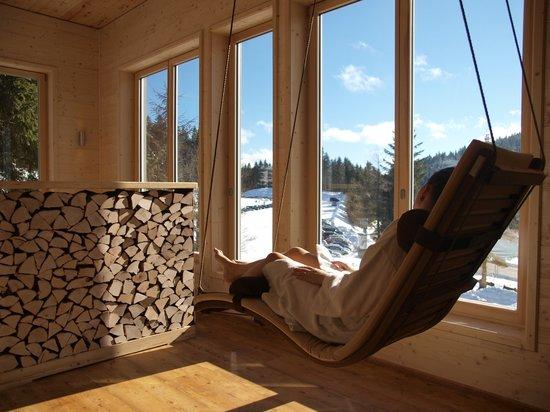Waldhotel am Notschrei: Ruheoase