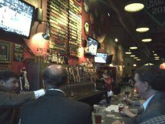 Fat Head's South Side Saloon: Good selection