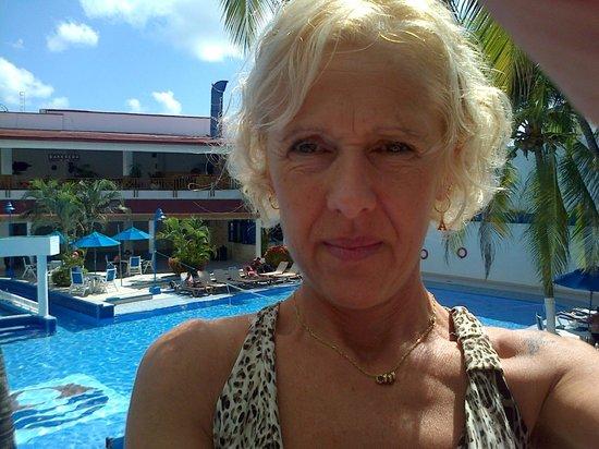Sol Caribe San Andres: Pileta