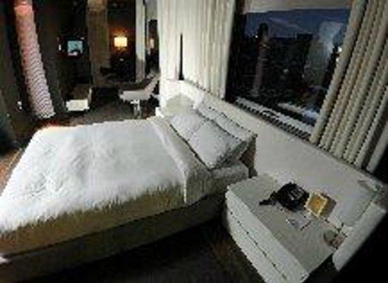 Hotel Zero 1: chambre