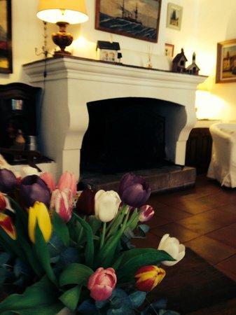 La Ferme d'Augustin: espace cosy...