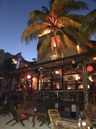 Fusion Bar & Restaurant : Do not miss