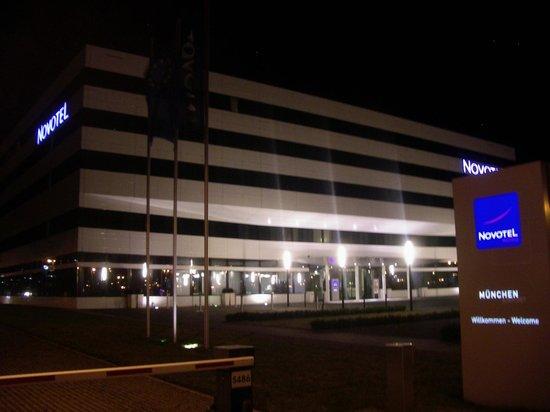 Novotel Munich Airport: The hotel