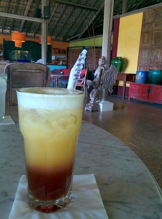 Bon Ton Resort: Cocktail at Bon Ton