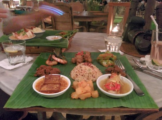 Bon Ton Resort: Lunch