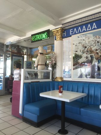 The Mad Greek: Mad Greek Cafe