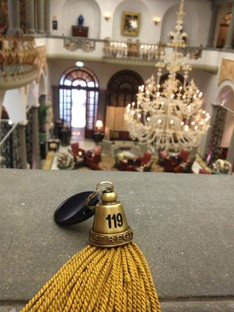 The St. Regis Florence : room key