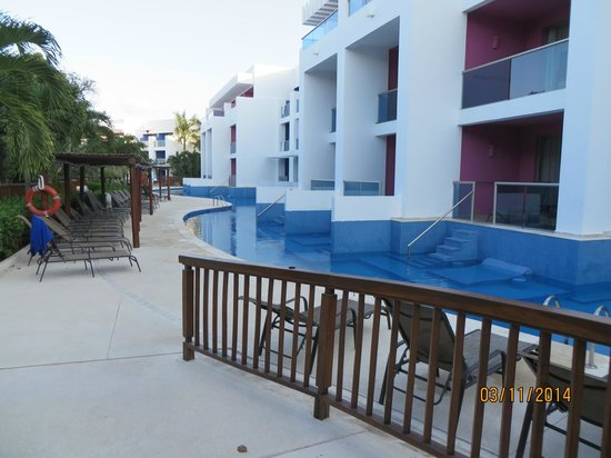 Grand Riviera Princess All Suites Resort & Spa: Yucatan platinum swim up rooms
