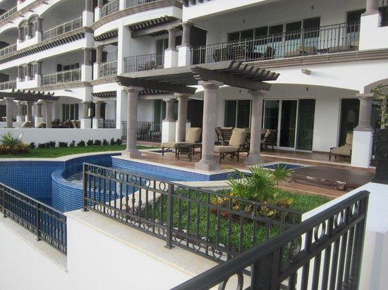 Grand Residences Riviera Cancun : Ocean view rooms