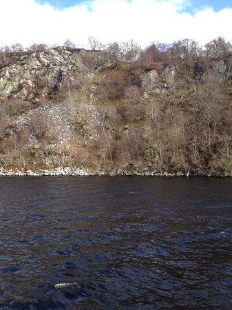 Cruise Loch Ness: aguas oscuras