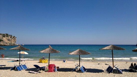 Hotel Pavlidis: Livadi Beach, Thassos