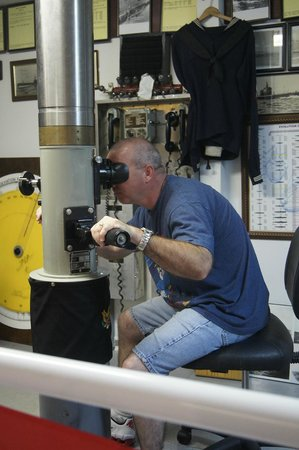 St. Marys Submarine Museum: my honey