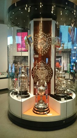 National Football Museum: The silverware