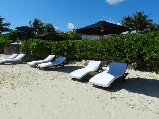 Rosewood Mayakoba: Clube de praia