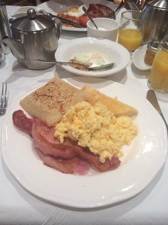 The Regent Hotel: Lovely breakfast