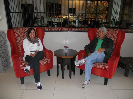 Manzil Downtown Dubai: R. P. Pereira e A.P. Sampaio