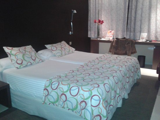 Veracruz Plaza Hotel & Spa: habitacion
