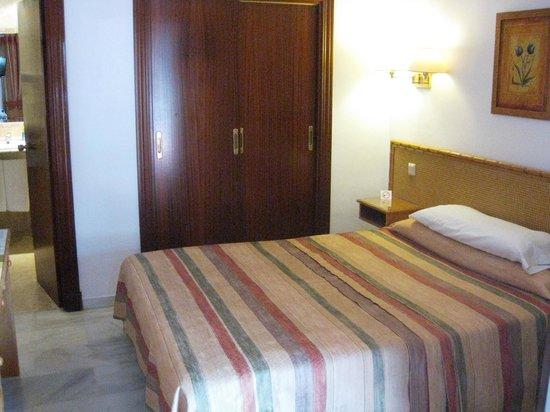 Las Rampas: Double Room