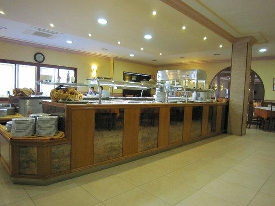 Las Rampas: Buffet Breakfast