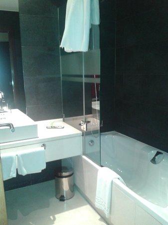 Veracruz Plaza Hotel & Spa: baño