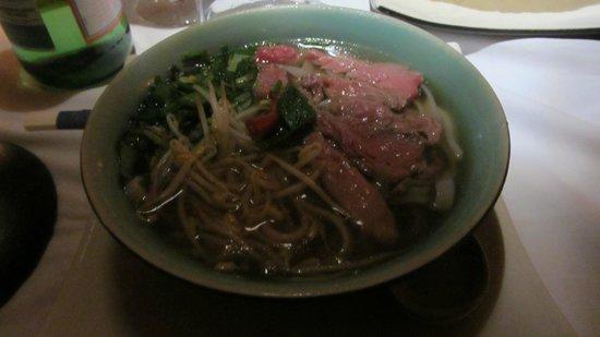 VietnaMonAmour : Zuppa di noodles con carne