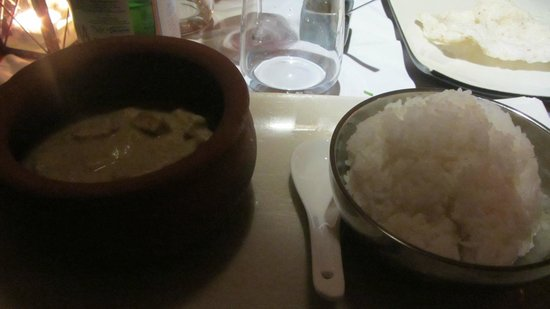 VietnaMonAmour : Pollo al curry