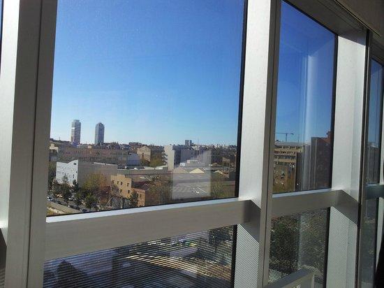 Silken Diagonal Barcelona : Vistas