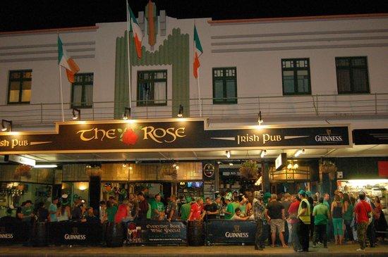 St Patrick's Day at The Rose Irish Pub