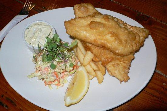 The Rose Irish Pub: The Rose Fish n Chips