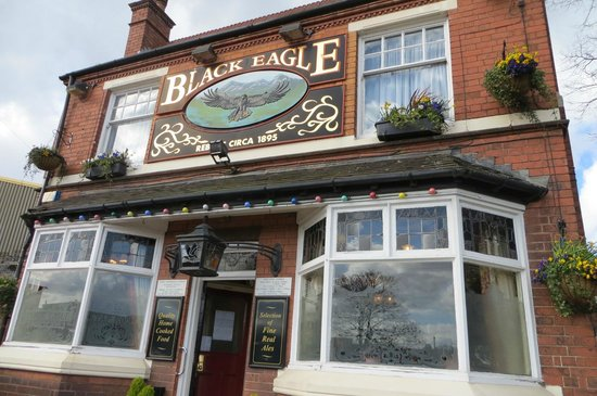 ‪The Black Eagle Pub & Restaurant‬