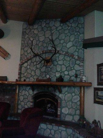 The Lodge at Big Bear Lake, a Holiday Inn Resort: Lobby