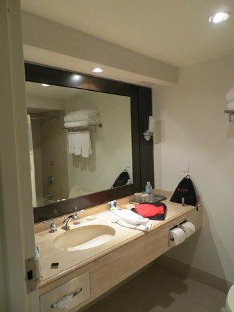Radisson Admiral Toronto Harbourfront : bathroom