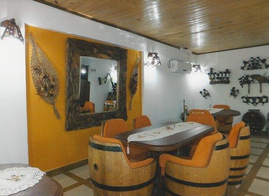 Petit Hotel Si Mi Capitan: Dining room