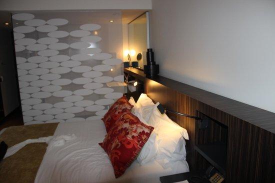 Inspira Santa Marta Hotel: Lit top