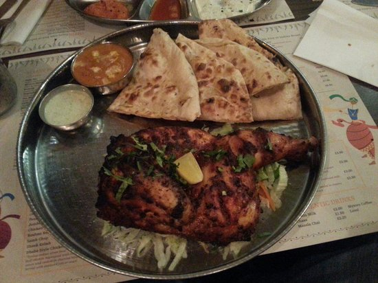 Indian Tiffin Room: Oh yes!