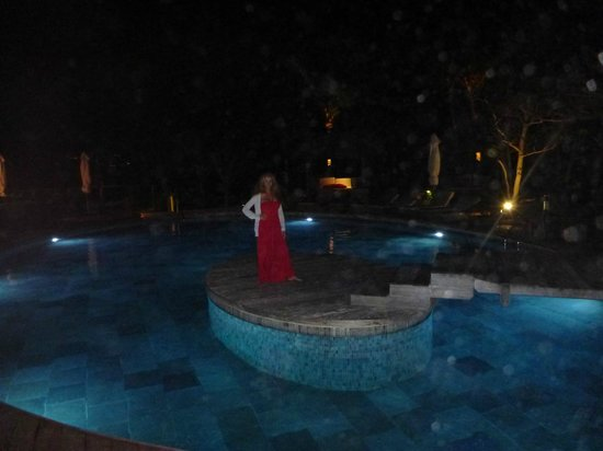 Hotel Manapany Cottages & Spa: Pool