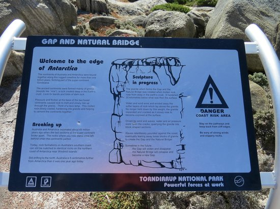 The Gap and Natural Bridge Park