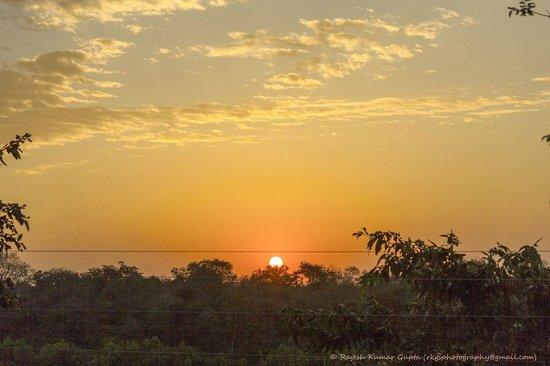 Bundelkhand Riverside: Sun rise