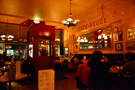 Cafe Rouge - Bath: cafe rouge, Bath