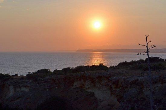 Ponta da Piedade: Sunset