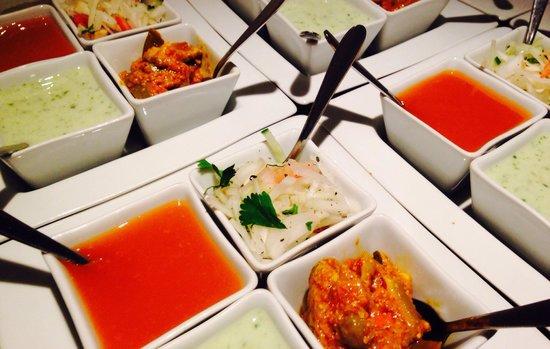 The Mahaan - Fine Indian Cuisine: Chatny