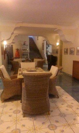 Hotel Terme Zi Carmela : Hall
