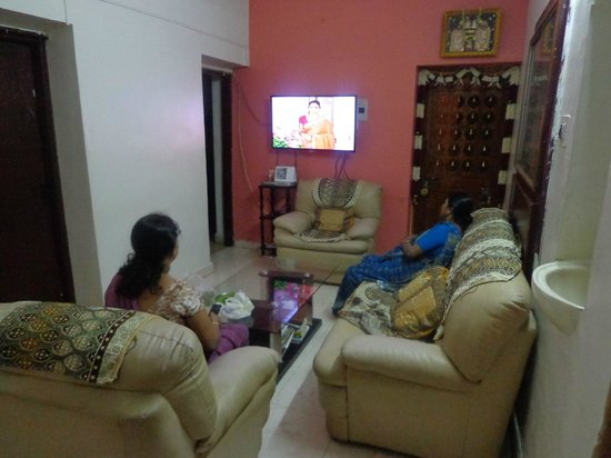 Padma Guest House : like being at home