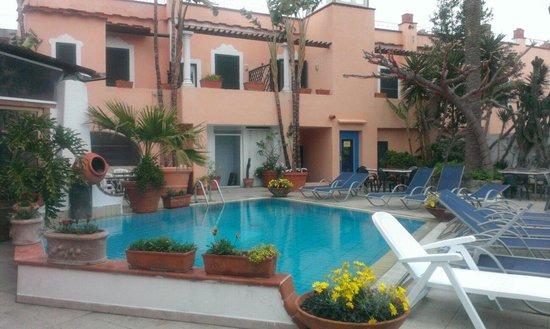 Hotel Terme Zi Carmela : Piscina