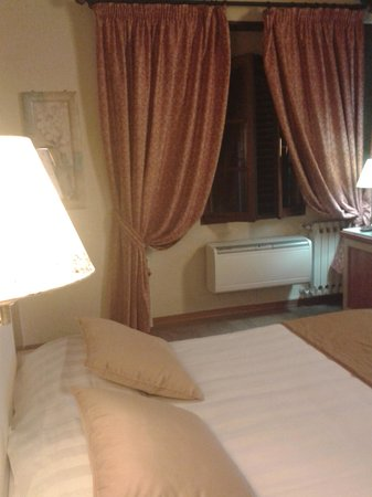 Hotel Gattapone: interno camera