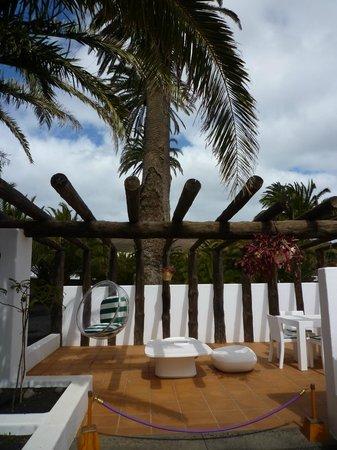 Casa-Museo César Manrique: pool bar