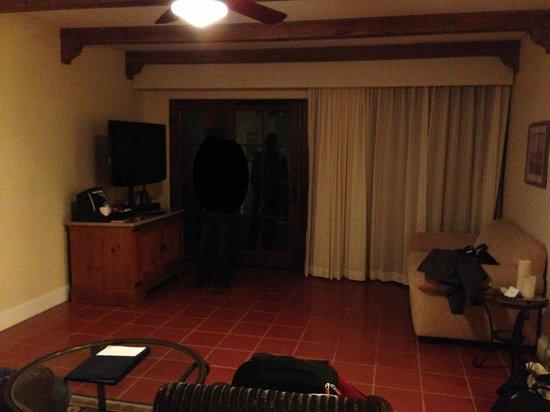 Bacara Resort & Spa: first room