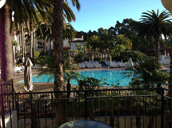 Bacara Resort & Spa: second room