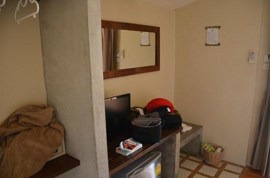 Coco Lanta Resort: La chambre